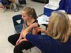 Immunizations.