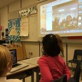 MysteryNumberSkype in Ms. Warkentin's class