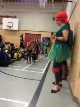 Primary Costume Parade