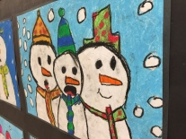 Grade 3 art