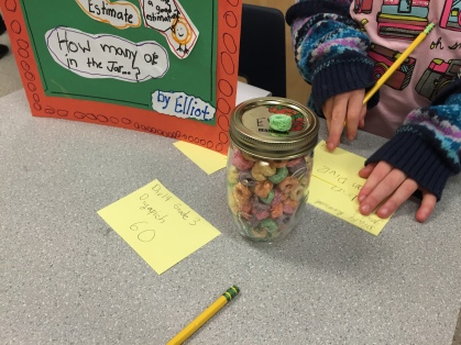 Division 15 estimation challenge was a hit!