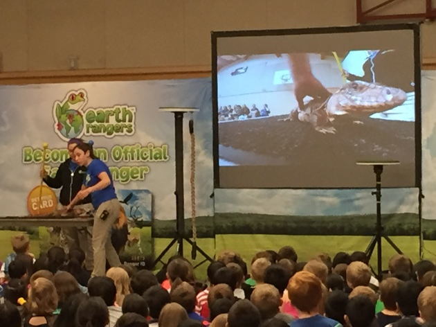 Earth Rangers Presentation