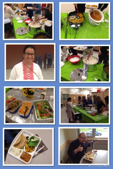 Staff Luncheon. TY Supervisory Aides!!!