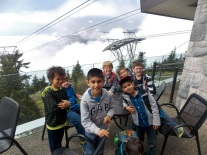 Grouse Mountain adventures