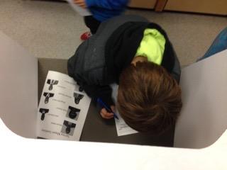 Student Vote 2014