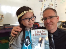 A reader makes a breakthrough and wants to share it with the Principal!