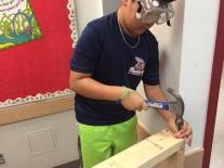Hands on - building walls