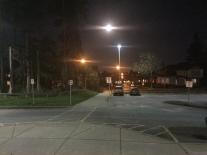 Moon over Cambridge