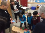 Abbotsford School District and Apple Canada visit Cambridge.