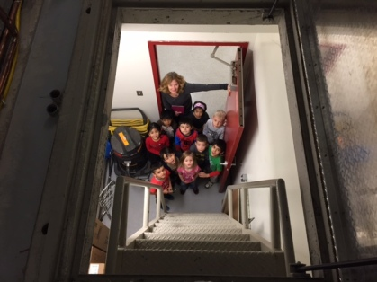 "Kinder friends get a ""behind the scenes"" look at Cambridge"