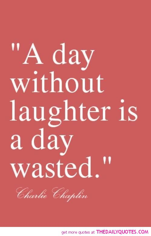 Charlie Chaplin Quote Picture Laughter Life Quotes Pics