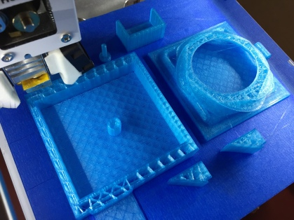 3D design and printing has taken off at Cambridge