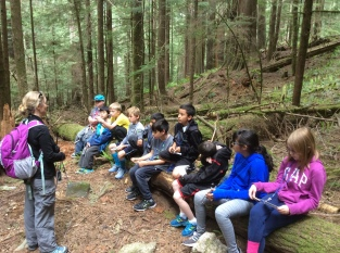 Division 8 Coquitlam watershed trip