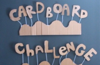 cardboard-words