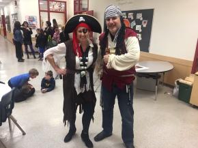 Pirate teachers. Arrg!
