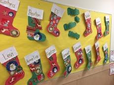 Div. 28 holiday stockings