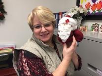 """Ms. Maclean, """"Merry Christmas!"""""""