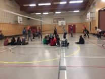 More volleyball fun!