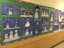 Snowy artwork!