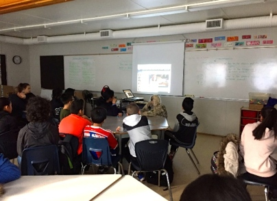 Div3 watched NASA news conference - 7 Earth-like planets discovered.